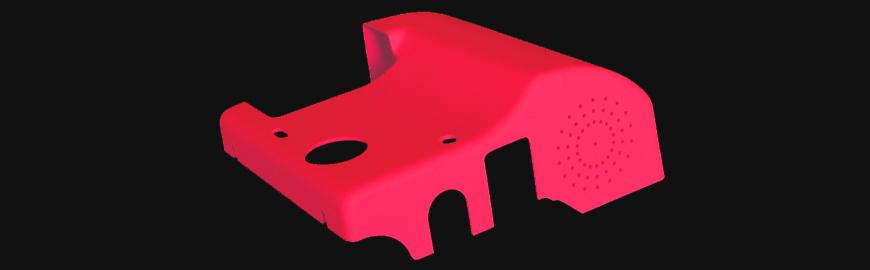 Thermoformage - Capot - Équipement industriel