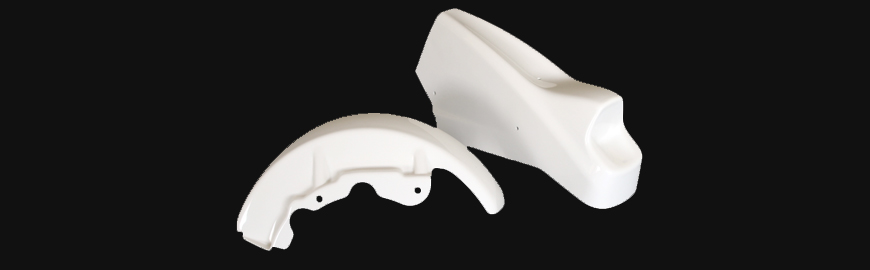 Thermoformage - Capot - Véhicules spéciaux